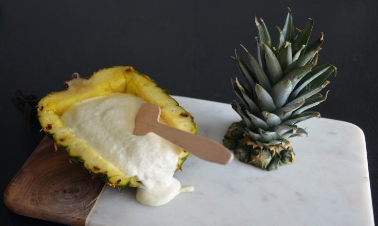 Pina Colada -pehmis (nice cream)