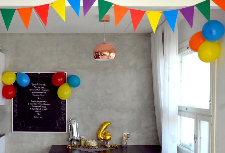 Lasten synttärijuhlat - Kids' Birthday Party / Sweets by Sini