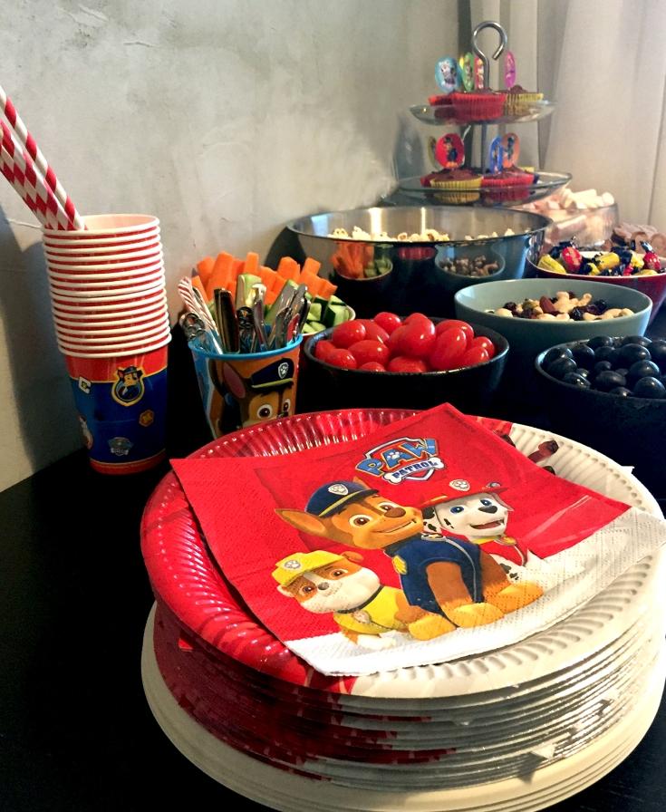 Ryhmä Hau -synttärit - Paw Patrol Birthday Party / Sweets by Sini