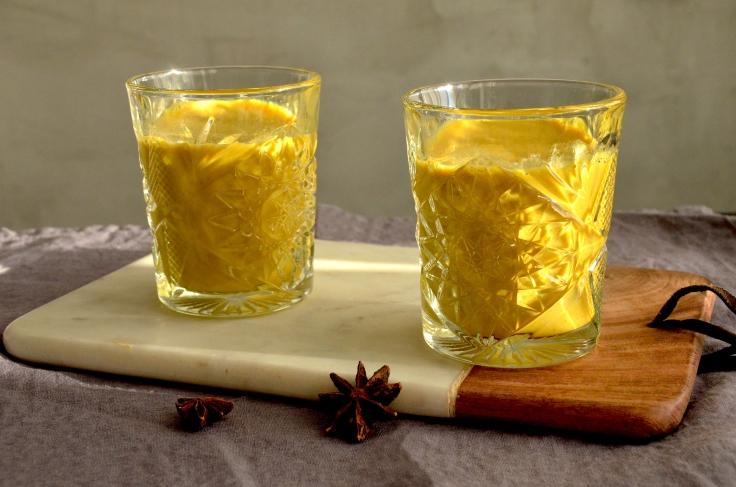Kurkumamaito eli Golden Milk / Sweets by Sini