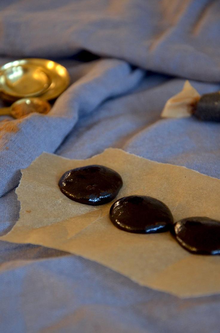 Itsetehty gluteeniton lakritsi - Homemade Glutenfree Liquorice / Sweets by Sini