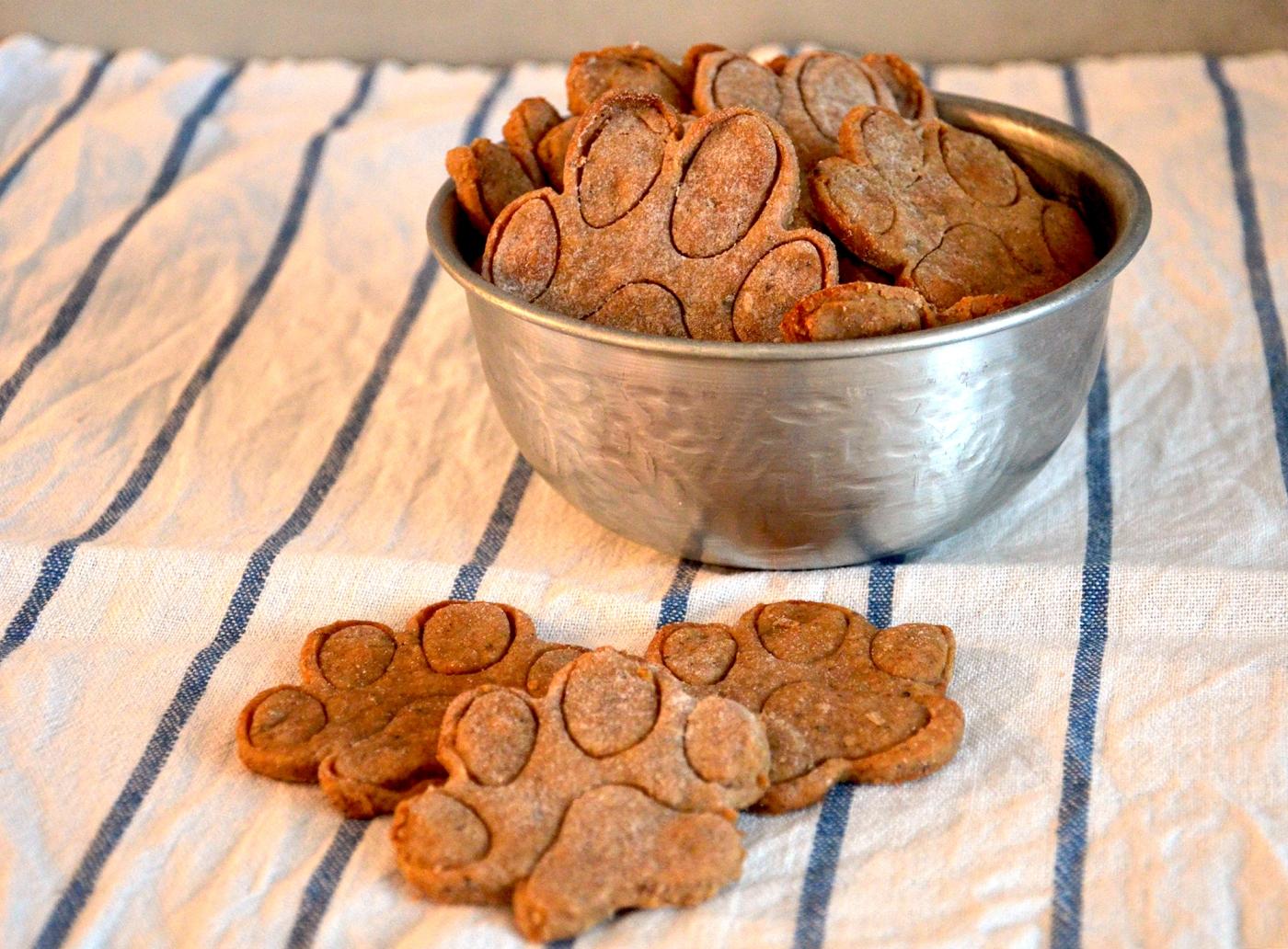 Sokerittomat banaanikeksit eli tassukeksit - Sugar-free Banana Cookies / Sweets by Sini